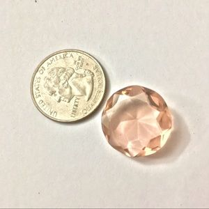 Jewelry - 19 ct morganite huge loose gemstone 20mm round cut